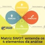 Análise SWOT: conheça os 4 elementos de análise