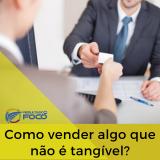 como vender serviços