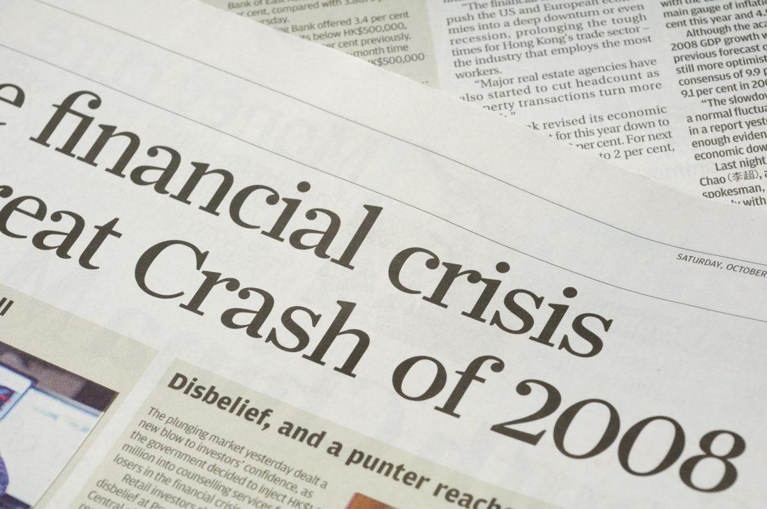 Bolhas Econômicas - Crise 2008